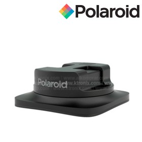 Montaje para Casco POLAROID para Cámara Cube Negro