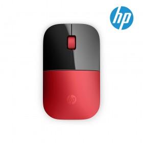 Mouse HP InalámbricoZ3700 - Rojo