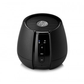 Parlante HP Inalámbrico Bluetooth Negro