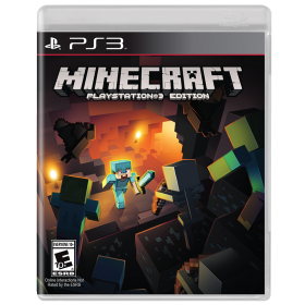 Videojuego  Minecraft  Edition PS3
