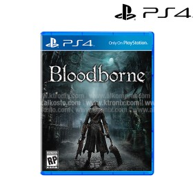 Videojuego PS4 Bloodborne