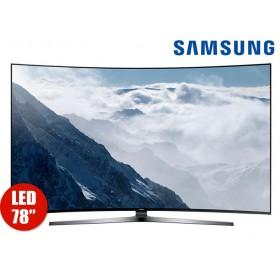 """TV 78"""" 198cm LED SAMSUNG 78KS9800S UHD Internet"""