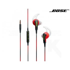 Audífonos BOSE SoundSport InEar iOS Power Red II