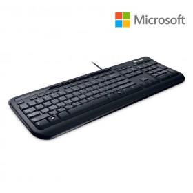 Teclado MICROSOFT Wired 600