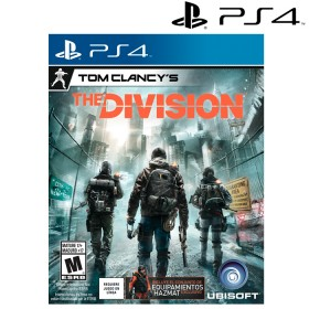 Videojuego PS4 The Division