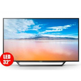 "TV 32"" 80cm LED SONY 32W607D Internet"
