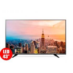 """Tv 43"""" 108cm LED LG 43UH603 Ultra HD Internet"""