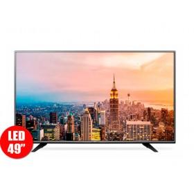 """Tv 49"""" 123cm LED LG 49UH603 Ultra HD Internet"""