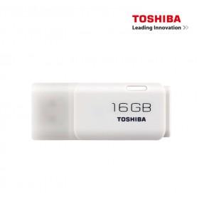 Memoria USB TOSHIBA 16GB 2.0 Blanca