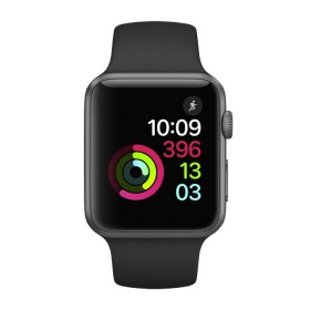 Apple Watch Sp S1 42M SGrey/B