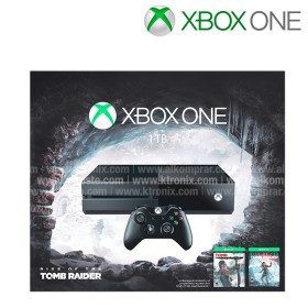 Bundle Consola XBOX ONE 1 TB Tomb Raider