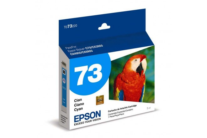 Cartucho EPSON T073220 Cian