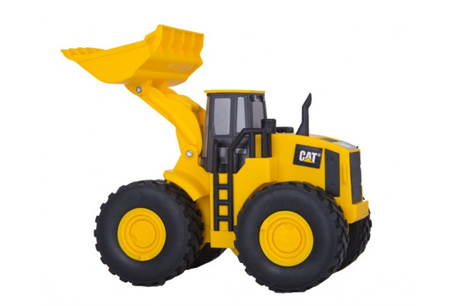 Pala Mecánica Rev It Up CATERPILLAR - TOY STATE Amarilla