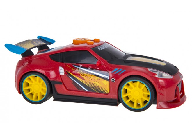 Vehiculo Skidders ROAD RIPPERS - TOY STATE Nissan 370Z Rojo