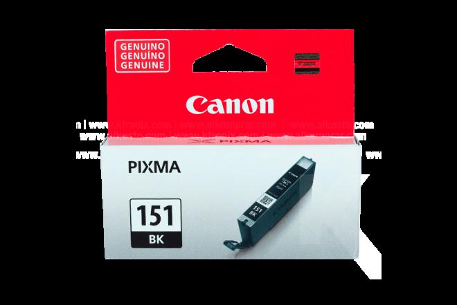Tinta CANON CLI-151 BK 7 Ml