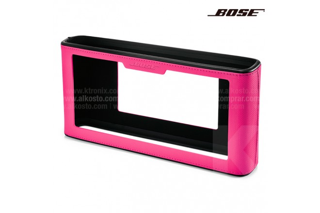 Cover BOSE SoundLink III Pink