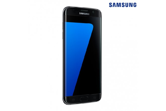 Celular Samsung S7 Edge +Cargador+SD32 Negro
