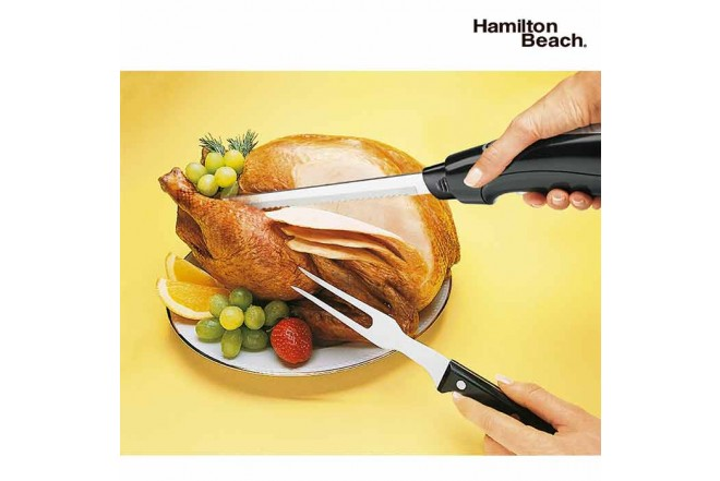 Cuchillo Eléctrico HAMILTON BEACH 74575R