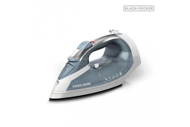 Plancha de Ropa B&D Vapor ICR05X