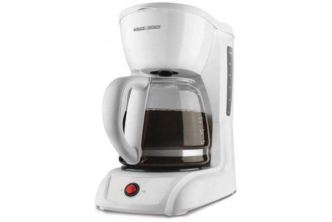 Cafetera B&D CM1201W 12T Blanca