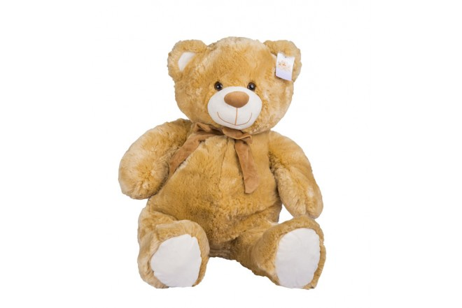 Oso de peluche Best Made Toys Beige 22""