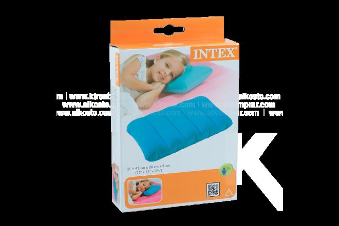 Almohada INTEX Inflable Infantil