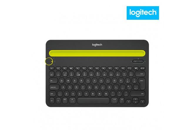 Teclado LOGITECH Inalámbrico Bluetooth AlfanK48