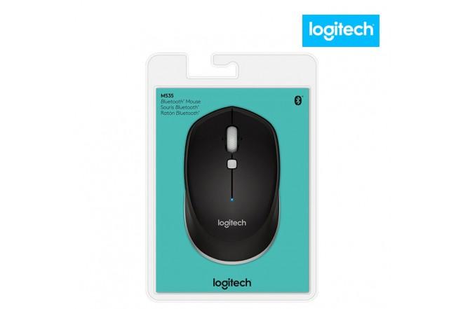 Mouse LOGITECH Bluetooh M535 Negro