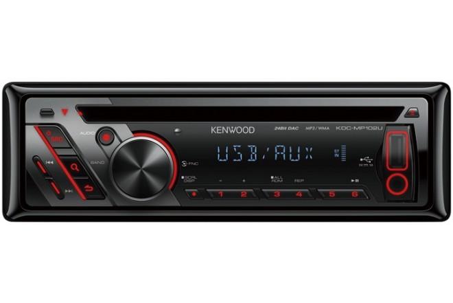 Radio Auto KENWOOD EKWDKDC-MP102U