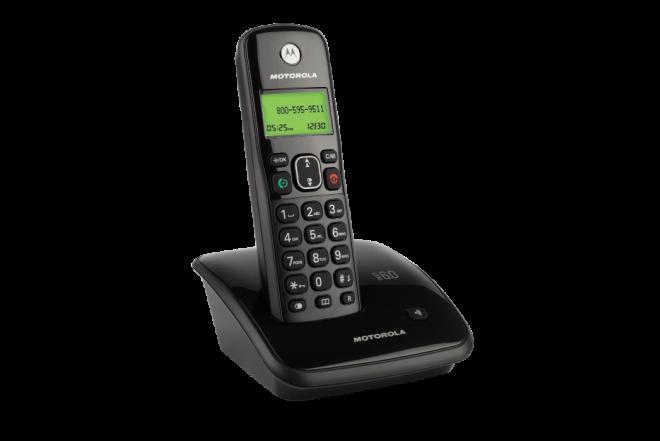 Teléfono MOTOROLA Inalámbrico (Teléfono)