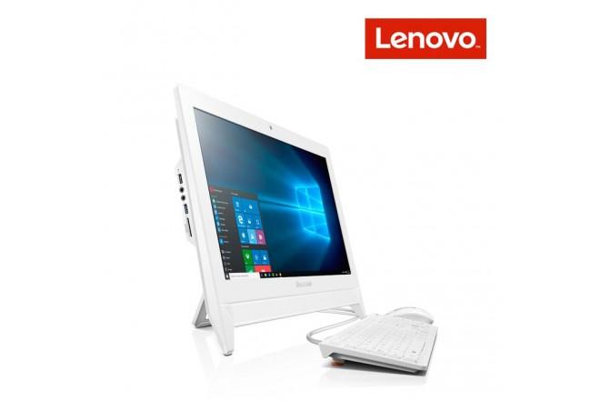 """PC All in One LENOVO C20-00 Pentium® 19.5"""" Blanco"""