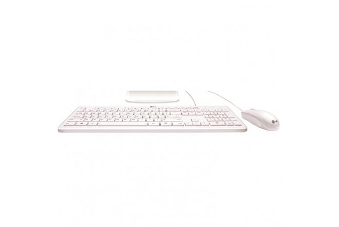 "PC All in One LG 24V360 23.8"" Pentium® Blanco"