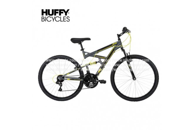 "Bicicleta DS-3 de 26"" HUFFY Doble Suspensión"
