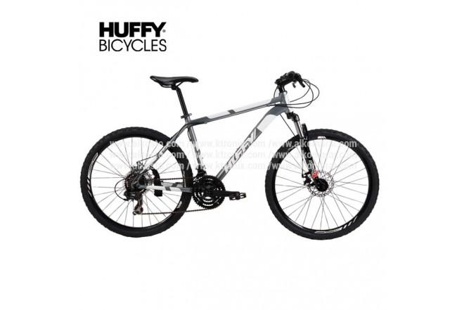 """Bicicleta de montaña HUFFY de 26"""" Gris"""