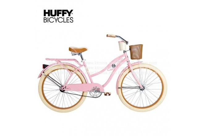 """Bicicleta Deluxe HUFFY 26"""" Para Mujer"""