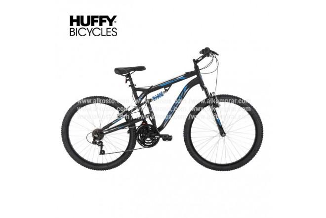 """Bicicleta Terrain de 26"""" HUFFY Doble Suspensión"""