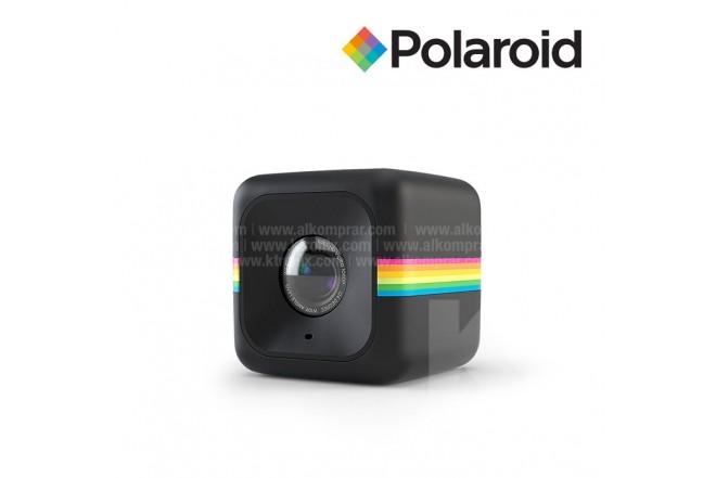 Cámara de acción POLAROID Cube Negra