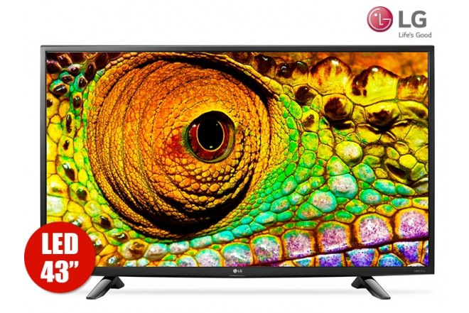 "Tv 43"" 109cm LED LG 43LH510T Full HD"