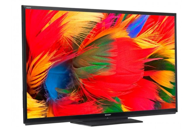 "TV 70"" LED SHARP 70LE847 FHD INTERNET Q"
