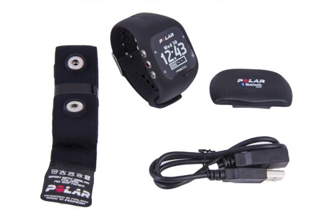 Monitor Polar A300 - HR - Negro