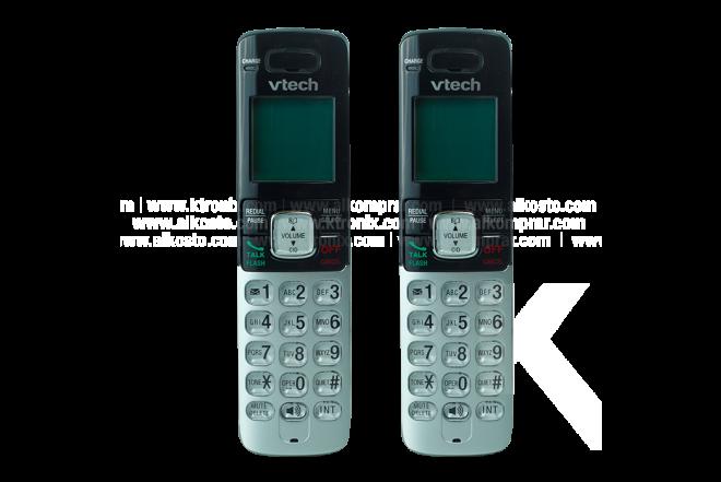 Teléfono Inalámbrico VTECH CS-6729-2 2 Auriculares