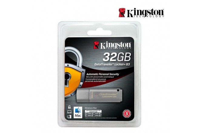 Memoria USB KINGSTON 32GB 3.0
