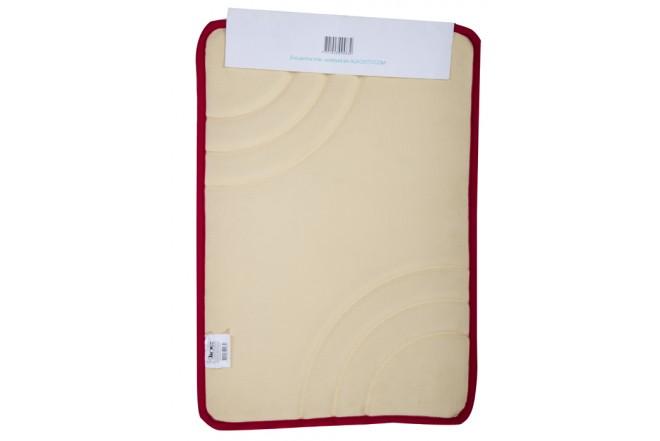 Tapete de baño K-LINE memory foam 43x61 cm 1