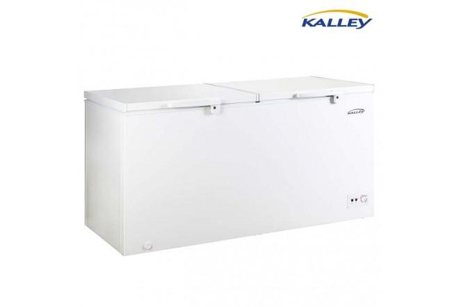 Congelador KALLEY 515 Lit Blanco