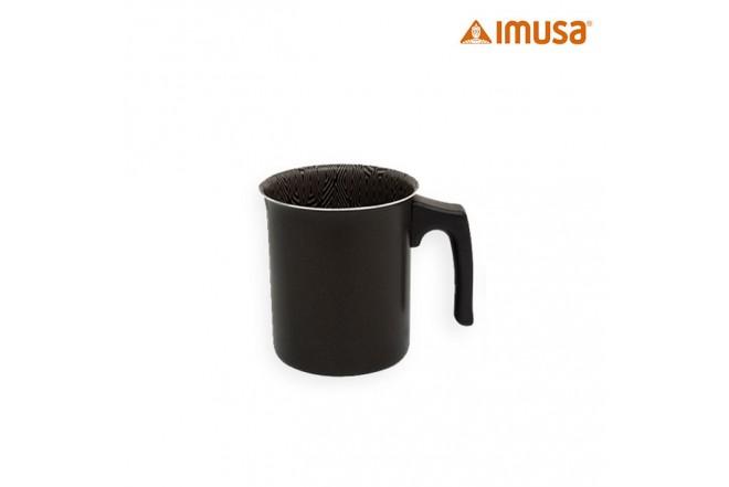 Set IMUSA: Jarro 12 cm + Perol 10 cm