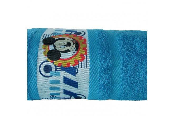 Toalla DISNEY Mickey 70 x 130 cm Azul