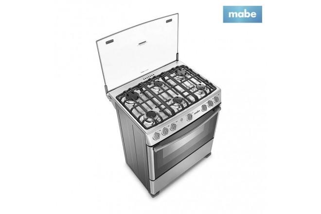 Estufa MABE 30 con Horno+Grill EMC30KXX-4