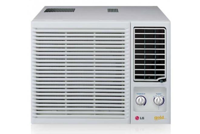 Aire Acondicionado LG Ventana W122CA 12000Btu