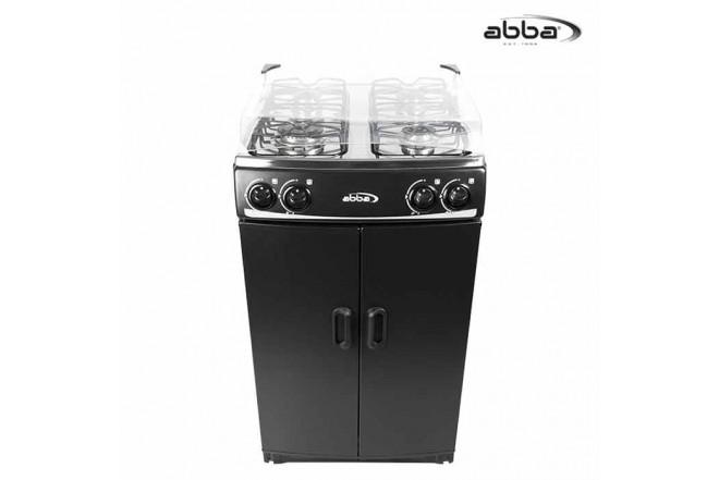 Estufa ABBA AB100-6 GV51SEGN NUI Negro