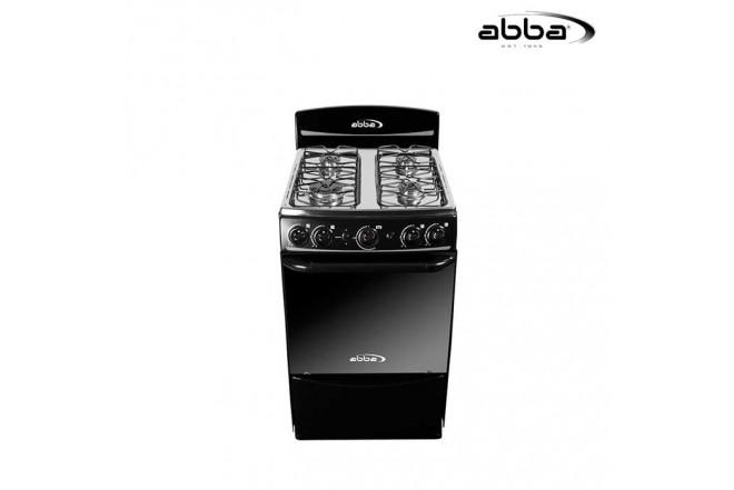 "Estufa ABBA 20"" AB2015N N Gas Natural Color Negro"